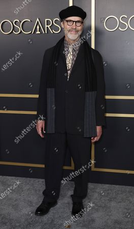 Canadian Production Designer Dennis Gassner arrives for the 92nd Oscars Nominees Luncheon at The Loews Hotel Ray Dolby Ballroom in Hollywood, California, USA, 27 January 2020. The 92nd Academy Awards ceremony will be held on 09 February 2020.