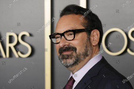 Stock Image of James Mangold arrives for the 92nd Oscars Nominees Luncheon at The Loews Hotel Ray Dolby Ballroom in Hollywood, California, USA, 27 January 2020. The 92nd Academy Awards ceremony will be held on 09 February 2020.