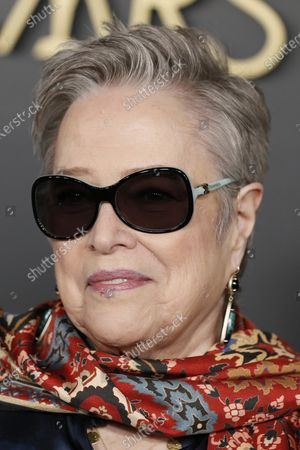 Kathy Bates arrives for the 92nd Oscars Nominees Luncheon at The Loews Hotel Ray Dolby Ballroom in Hollywood, California, USA, 27 January 2020. The 92nd Academy Awards ceremony will be held on 09 February 2020.