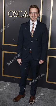 Stock Photo of US visual effects artist Andrew R. Jones arrives for the 92nd Oscars Nominees Luncheon at The Loews Hotel Ray Dolby Ballroom in Hollywood, California, USA, 27 January 2020. The 92nd Academy Awards ceremony will be held on 09 February 2020.