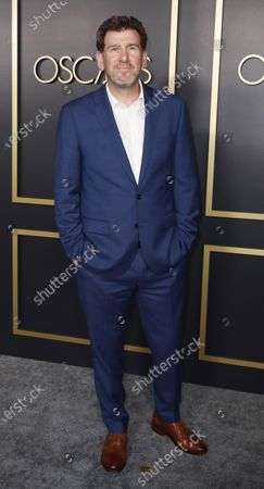US cinematographer Lawrence Sher arrives for the 92nd Oscars Nominees Luncheon at The Loews Hotel Ray Dolby Ballroom in Hollywood, California, USA, 27 January 2020. The 92nd Academy Awards ceremony will be held on 09 February 2020.