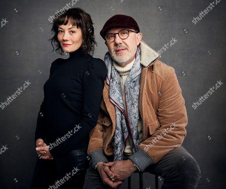 "Editorial picture of 2020 Sundance Film Festival - ""Natalie Wood: What Remains Behind"" Portrait Session, Park City, USA - 27 Jan 2020"