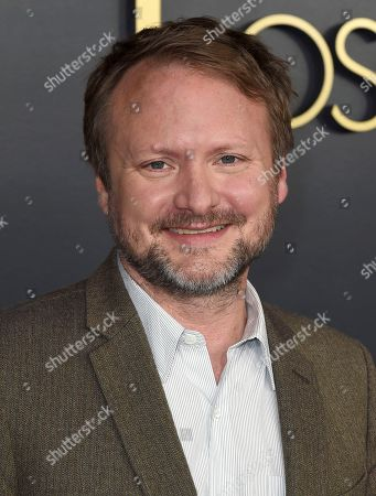 Rian Johnson arrives at the 92nd Academy Awards Nominees Luncheon at the Loews Hotel, in Los Angeles
