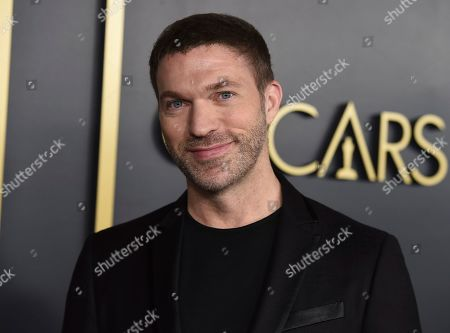 Editorial picture of 92nd Academy Awards Nominees Luncheon - Arrivals, Los Angeles, USA - 27 Jan 2020