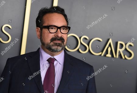 James Mangold arrives at the 92nd Academy Awards Nominees Luncheon at the Loews Hotel, in Los Angeles