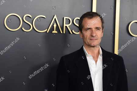 David Heyman arrives at the 92nd Academy Awards Nominees Luncheon at the Loews Hotel, in Los Angeles