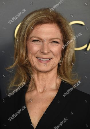 Academy of Motion Picture Arts CEO Dawn Hudson arrives at the 92nd Academy Awards Nominees Luncheon at the Loews Hotel, in Los Angeles
