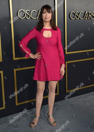 Illeana Douglas arrives at the 92nd Academy Awards Nominees Luncheon at the Loews Hotel, in Los Angeles