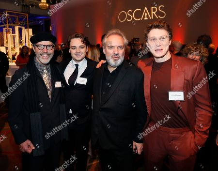 Editorial image of 92nd Academy Awards Nominees Luncheon - Inside, Los Angeles, USA - 27 Jan 2020