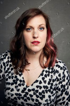 "Editorial photo of 2020 Sundance Film Festival - ""The Last Shift"" Portrait Session, Park City, USA - 27 Jan 2020"