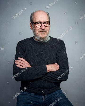 "Editorial image of 2020 Sundance Film Festival - ""The Last Shift"" Portrait Session, Park City, USA - 27 Jan 2020"