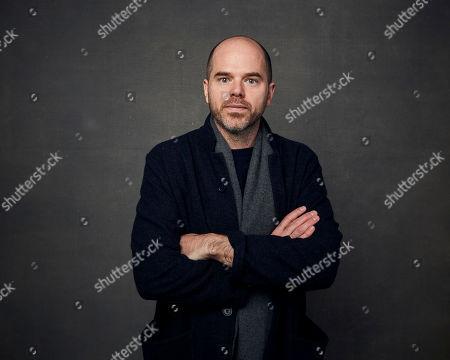 "Editorial picture of 2020 Sundance Film Festival - ""The Nest"" Portrait Session, Park City, USA - 27 Jan 2020"