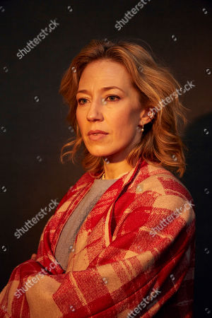 "Stock Picture of Carrie Coon poses for a portrait to promote the film ""The Nest"" at the Music Lodge during the Sundance Film Festival, in Park City, Utah"