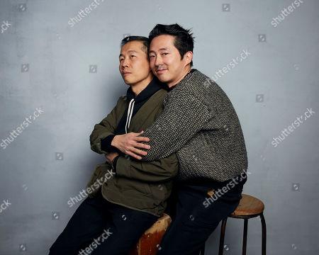 "Editorial photo of 2020 Sundance Film Festival - ""Minari"" Portrait Session, Park City, USA - 27 Jan 2020"