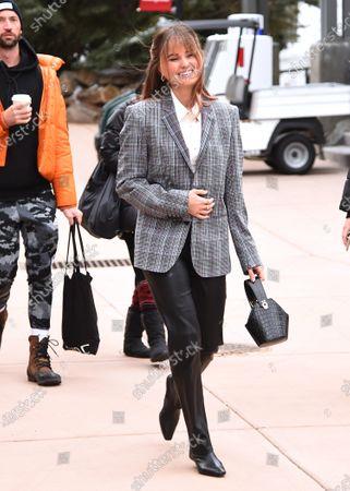 Editorial photo of Celebrity Sightings, Sundance Film Festival, Park City, USA - 27 Jan 2020