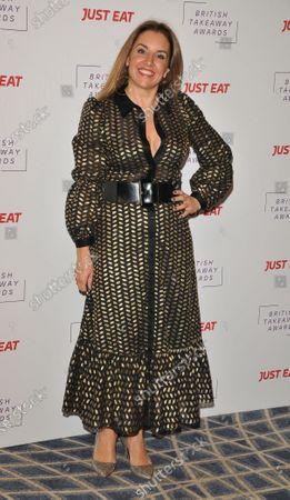Editorial photo of British Takeaway Awards, Arrivals, The Savoy Hotel, London, UK - 27 Jan 2020