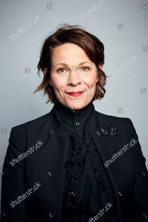 """Stock Photo of Lili Taylor poses for a portrait to promote the film """"The Evening Hour"""" at the Music Lodge during the Sundance Film Festival, in Park City, Utah"""