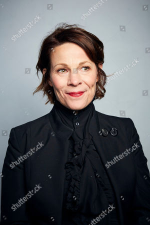 """Lili Taylor poses for a portrait to promote the film """"The Evening Hour"""" at the Music Lodge during the Sundance Film Festival, in Park City, Utah"""