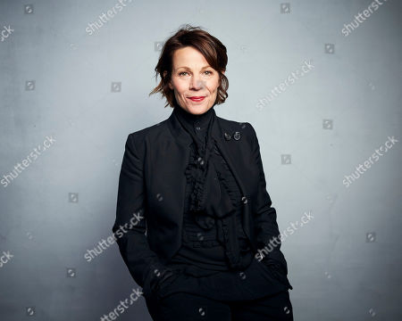 """Stock Picture of Lili Taylor poses for a portrait to promote the film """"The Evening Hour"""" at the Music Lodge during the Sundance Film Festival, in Park City, Utah"""