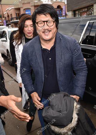 Editorial picture of Celebrity Sightings, Sundance Film Festival, Park City, USA - 27 Jan 2020