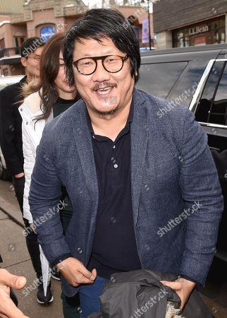 Stock Image of Benedict Wong