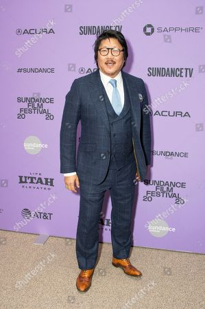 """Stock Photo of Benedict Wong attends the premiere of """"Nine Days"""" at the Eccles Theatre during the 2020 Sundance Film Festival, in Park City, Utah"""