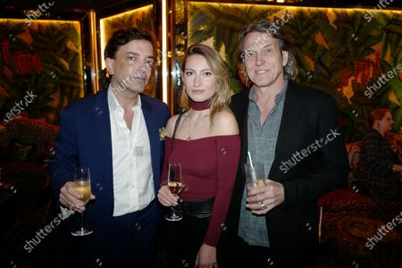 Editorial photo of Country & Town House Great British Bands party, Inside, London, UK - 27 Jan 2020