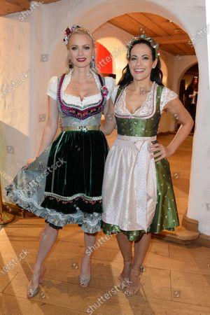 Franziska Knuppe and Bettina Zimmermann