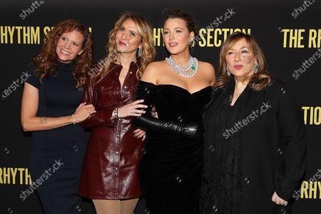 Editorial photo of New York Special Screening of 'The Rhythm Section', USA - 27 Jan 2020