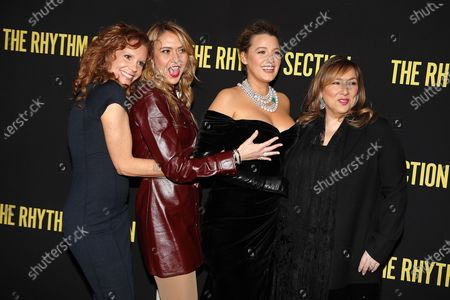 Editorial image of New York Special Screening of 'The Rhythm Section', USA - 27 Jan 2020