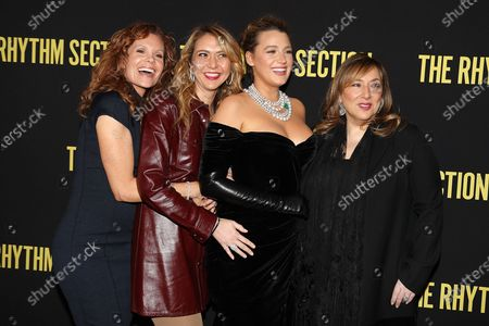 Editorial picture of New York Special Screening of 'The Rhythm Section', USA - 27 Jan 2020