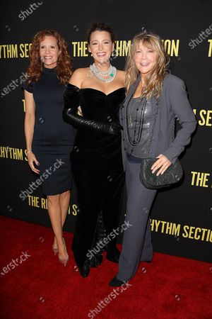Robyn Lively, Blake Lively and Elaine Lively