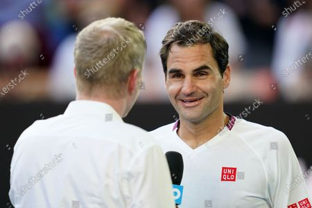 Editorial image of Tennis Australian Open 2020, Melbourne, Australia - 28 Jan 2020