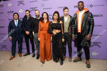 "Editorial image of 2020 Sundance Film Festival - ""Nine Days"" Premiere, Park City, USA - 27 Jan 2020"