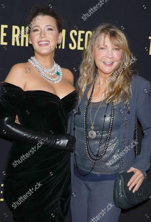 Blake Lively and Elaine Lively