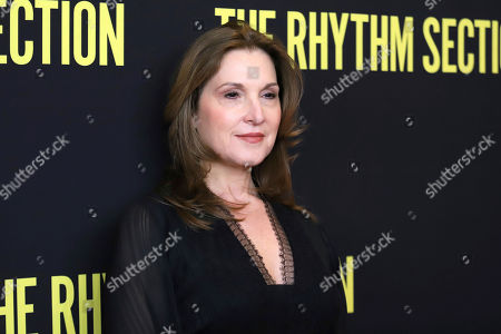 "Barbara Broccoli attends a special screening of Paramount Pictures' ""The Rhythm Section"" at the Brooklyn Academy of Music, in New York"