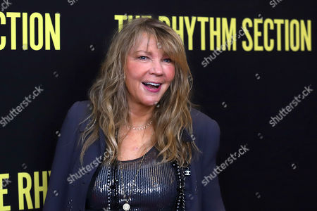 """Elaine Lively attends a special screening of Paramount Pictures' """"The Rhythm Section"""" at the Brooklyn Academy of Music, in New York"""
