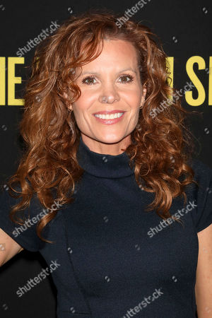 "Robyn Lively attends a special screening of Paramount Pictures' ""The Rhythm Section"" at the Brooklyn Academy of Music, in New York"