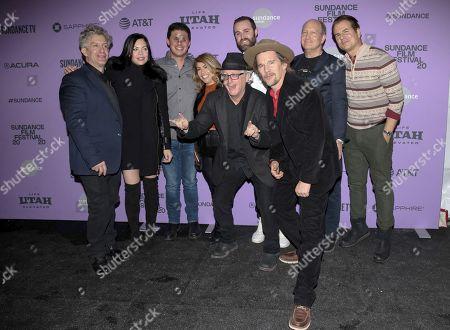 Editorial image of 'Tesla' film premiere, Arrivals, Sundance Film Festival, Park City, USA - 27 Jan 2020