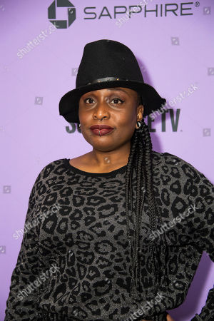 """Dee Rees attends the premiere of """"The Last Thing He Wanted"""" at the Eccles Theatre during the 2020 Sundance Film Festival, in Park City, Utah"""