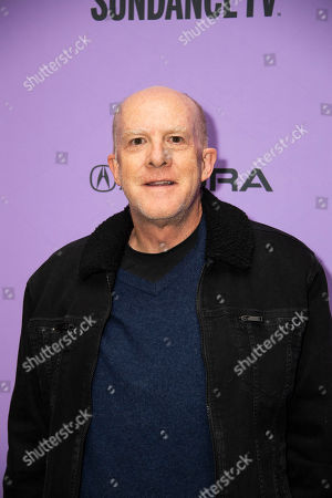 "Cassian Elwes attends the premiere of ""The Last Thing He Wanted"" at the Eccles Theatre during the 2020 Sundance Film Festival, in Park City, Utah"