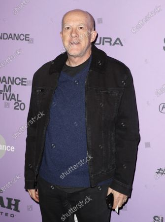 Editorial picture of 2020 Sundance Film Festival - premiere of The Last Thing He Wanted, Park City, USA - 27 Jan 2020