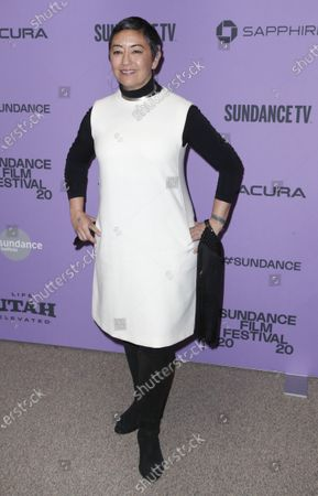 Editorial photo of 2020 Sundance Film Festival - premiere of The Last Thing He Wanted, Park City, USA - 27 Jan 2020