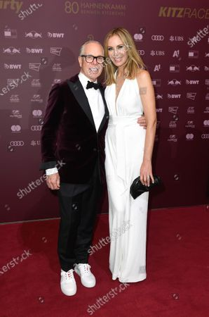 Tommy Hilfiger and Dee Ocleppo Kitz Race Party, which took place on the evening of the men's downhill race on the Streif in the Kitz Race Club