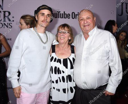 Editorial photo of 'Justin Bieber: Seasons' TV show premiere, Regency Bruin Theatre, Los Angeles, USA - 27 Jan 2020