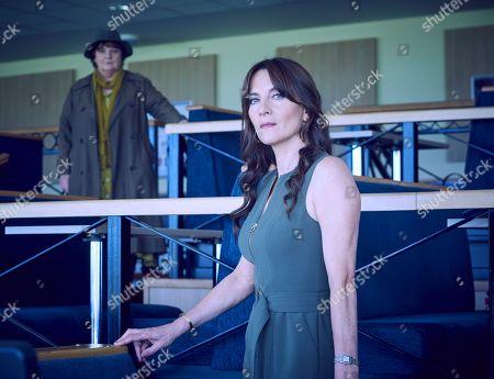 Brenda Blethyn as Vera and Anna Wilson-Jones as Orla Cossdale.
