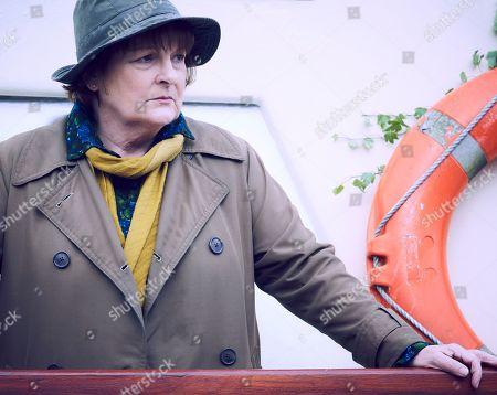 Brenda Blethyn as Vera.