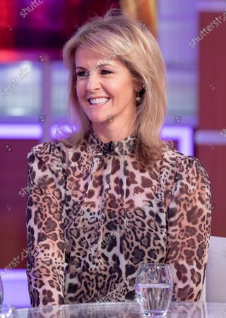 Editorial picture of 'Good Morning Britain' TV show, London, UK - 28 Jan 2020