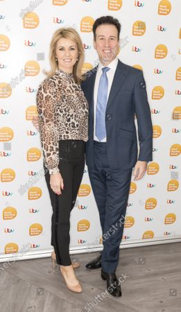 Erin Boag and Anton Du Beke
