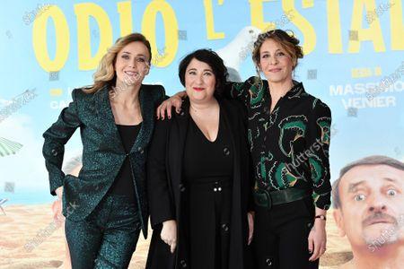 Lucia Mascino, Maria Di Biase, Carlotta Natoli